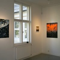 Gallery Huvila, Helsinki, 2016.